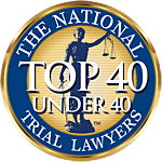 The National Trial Lawyer Under 40 Logo