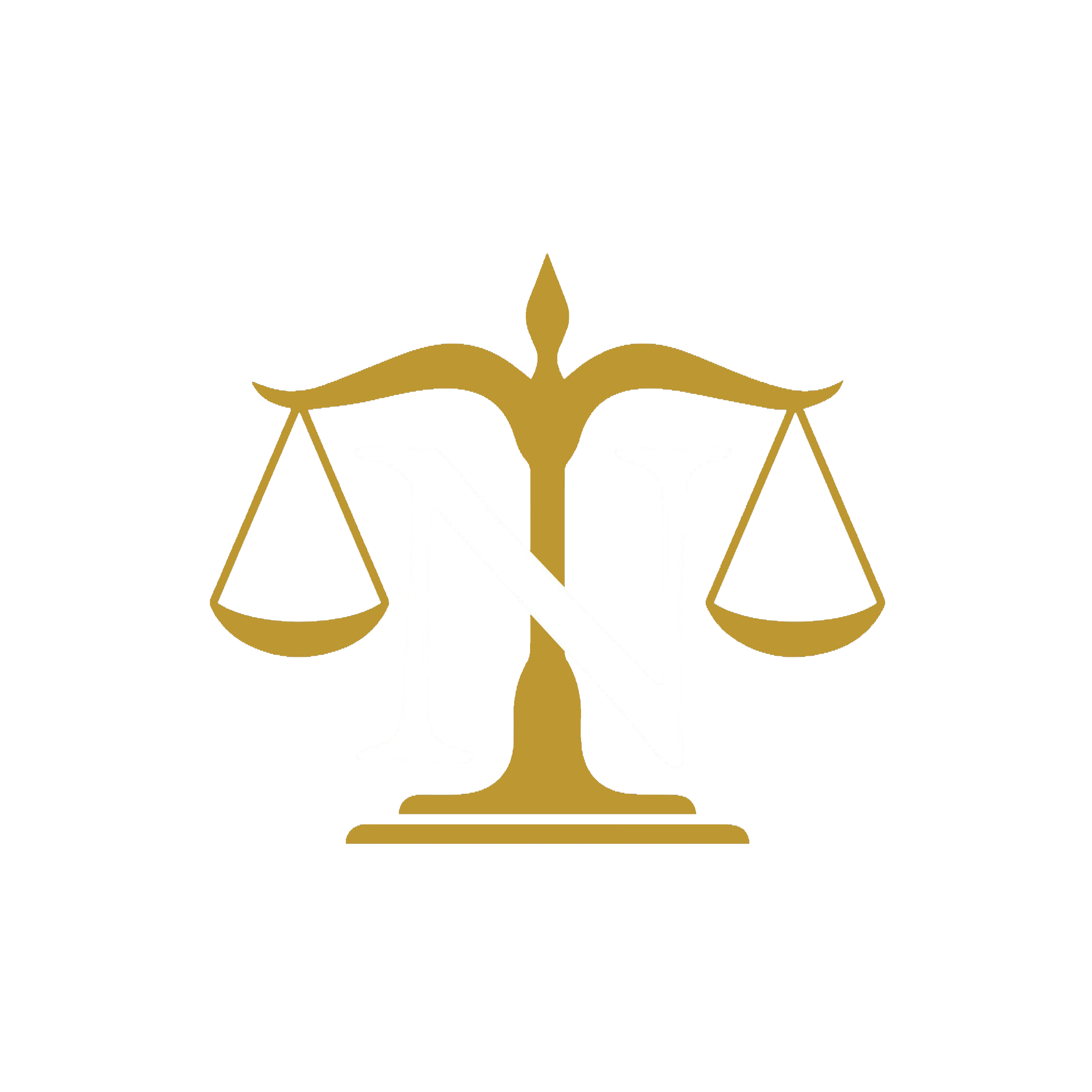 Norton Law Firm Transparent icon - justice scales